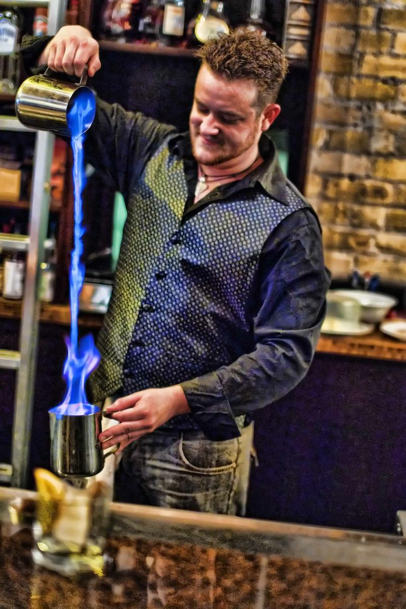 A blazer - a drink that makes you ignite 34