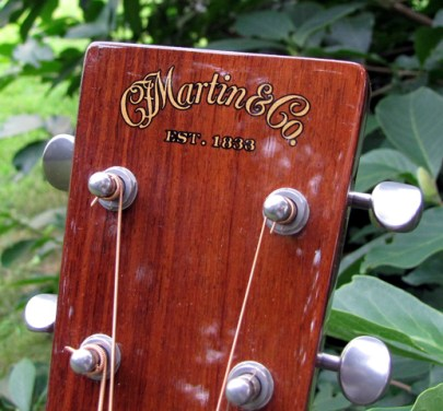 Martin 000-42 Marquis review One Man's Guitar onemanz.com headstock readers photos
