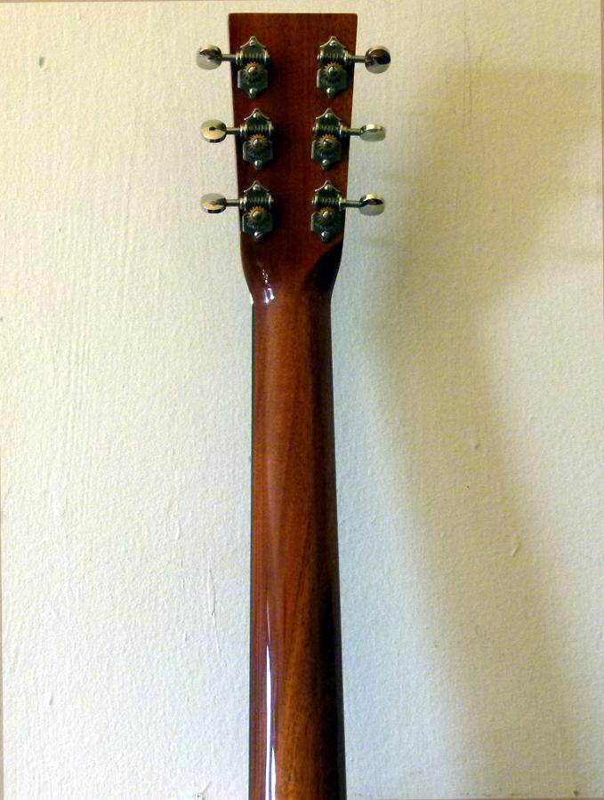 TD-M solid mahogany