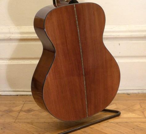 Kathy Wingert Model F Custom - rosewood back - guitar review at onemanz.com