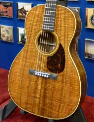 000-28k Authentic 1921 koa wood top review at onemanz.com