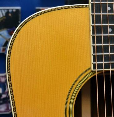 Martin CS Bluegrass 09 side left M