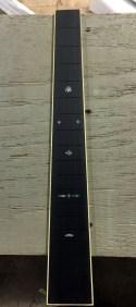 Martin 000-42 conversion fretboard