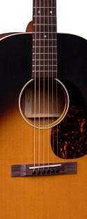Martin DSS-17 Whiskey Sunset rosette