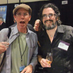 Spike McClure Dave Broom Whiskyfest 2013