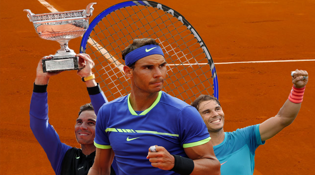 Image result for Nadal clay court king