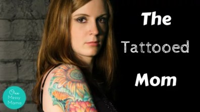 Tattooed Mom