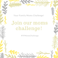Taking the #MindfulMothering Challenge