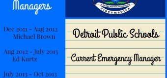 "Mad about Flint Water? Question the new ""leader"" of Detroit Public Schools!"