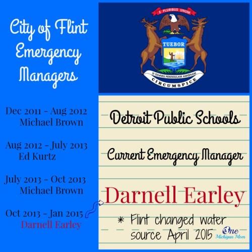 darnell earley dps flint