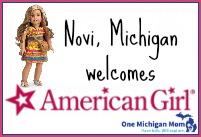 Michigan gets a temporary American Girl Novi store