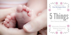 5 things new parents need