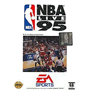 Favorite Childhood Video Games - NBA Live '95