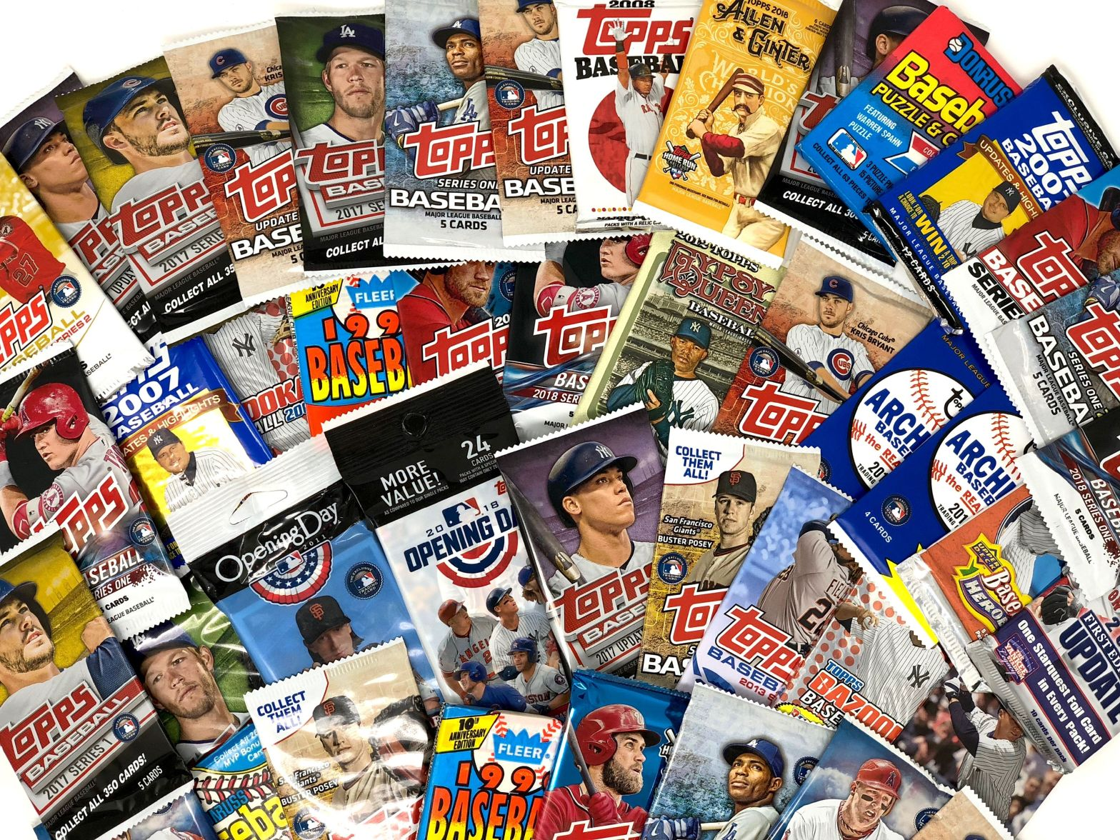 Reviewing The Wal Mart 50 Pack Bundles For 20 One Million Cubs Project