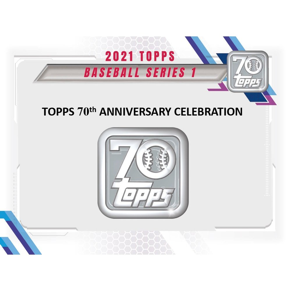 2021 Topps Series One