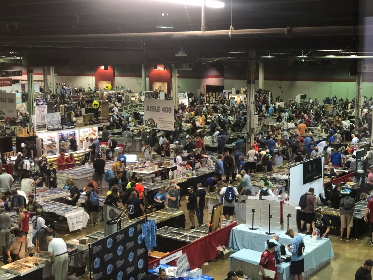 2021 National Sports Collectors Convention