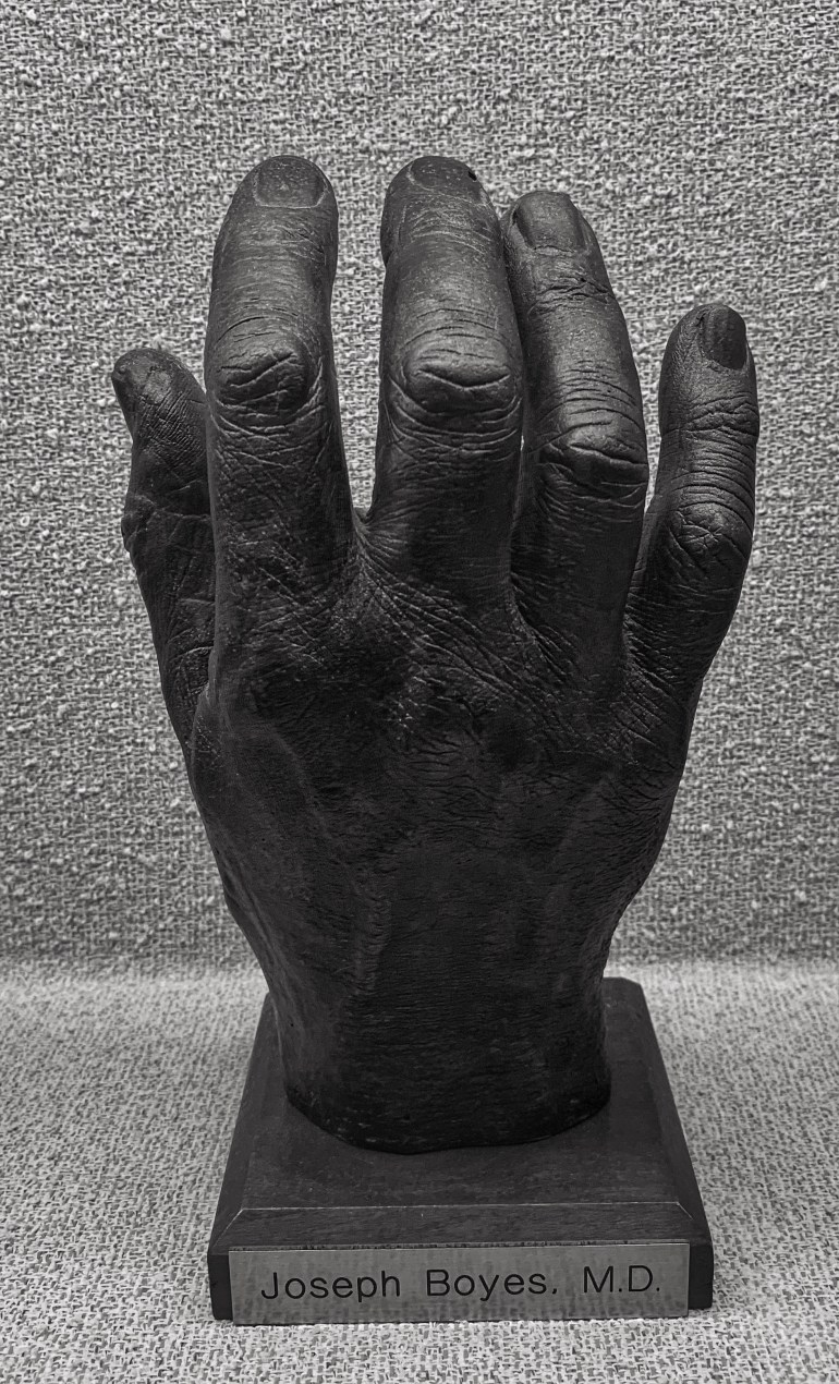 Joseph Boyes, MD : The Hand Collection at Baylor Medical Center in Dallas, Texas