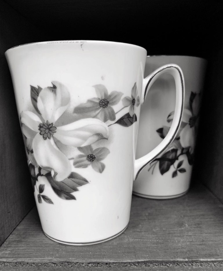 Black and White: An Afternoon of Antiques in Snohomish, Washington