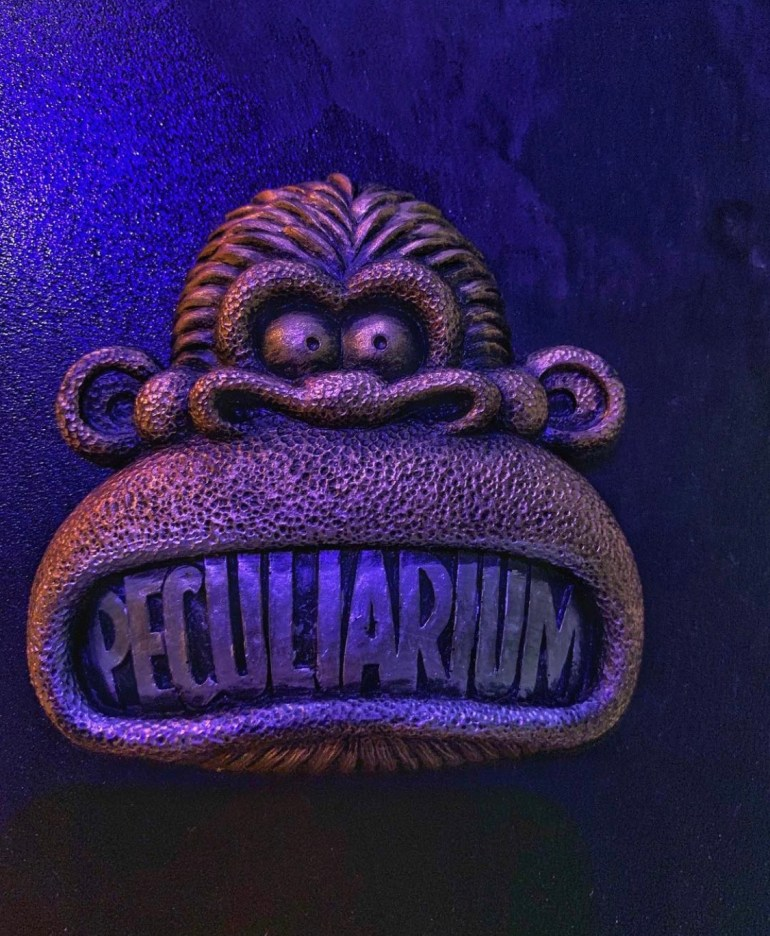 The Freakybuttrue Peculiarium and Museum