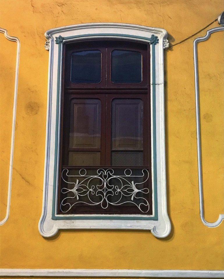 Doors and Windows Around Peru
