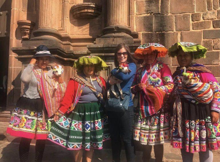 Coricancha--The Temple of Sun in Cusco, Peru