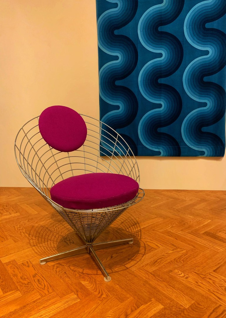 Pull up at Seat: The Minneapolis Institute of Art