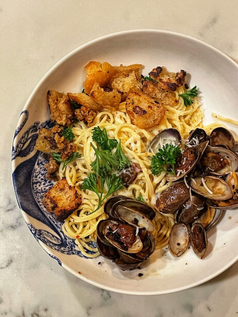 BA's Best Linguine and Clams