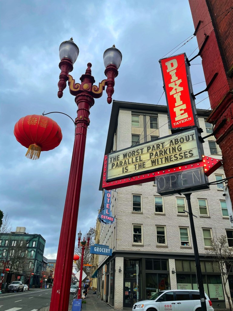 Street Photography: Portland's Chinatown
