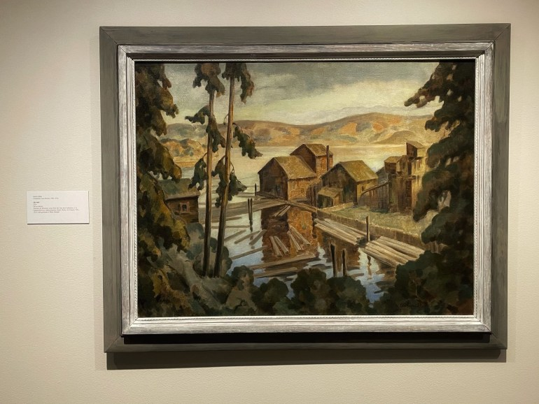 Northwestern Perspectives at the Hallie Ford Museum of Art in Salem, Oregon