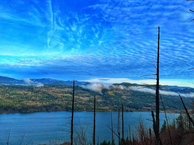 Hiking to Angel's Rest in the Columbia Gorge
