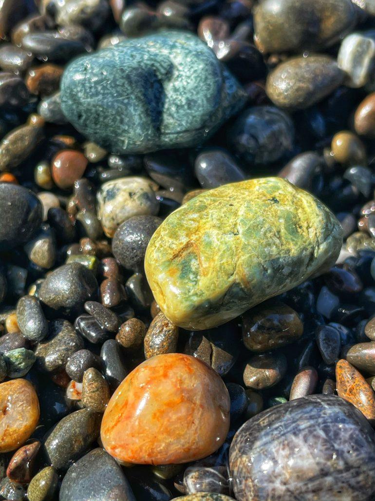 Beach Rocks: An Afternoon at Rialto Beach on the Washington Peninsula