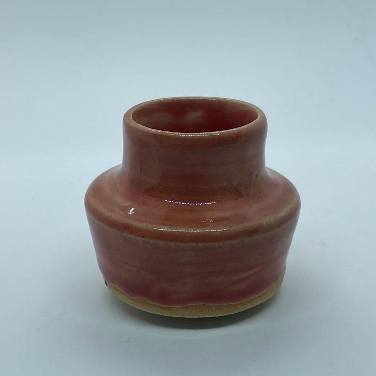 Off the Potter's Wheel: A Tiny Cherry Vase