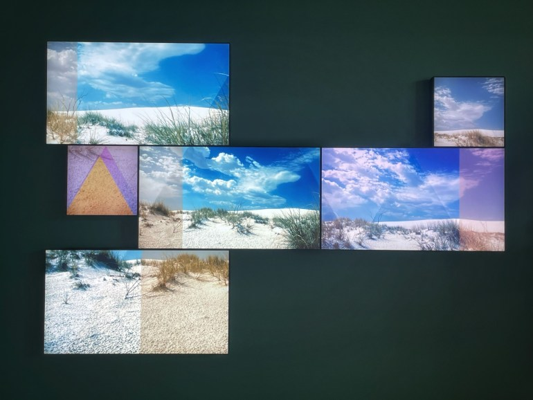 Everything In Between by Yorgo Alexopoulos at the New Mexico History Museum