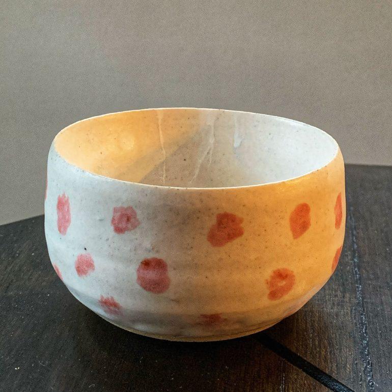 Off the Pottery Wheel: Flower Petal Bowl
