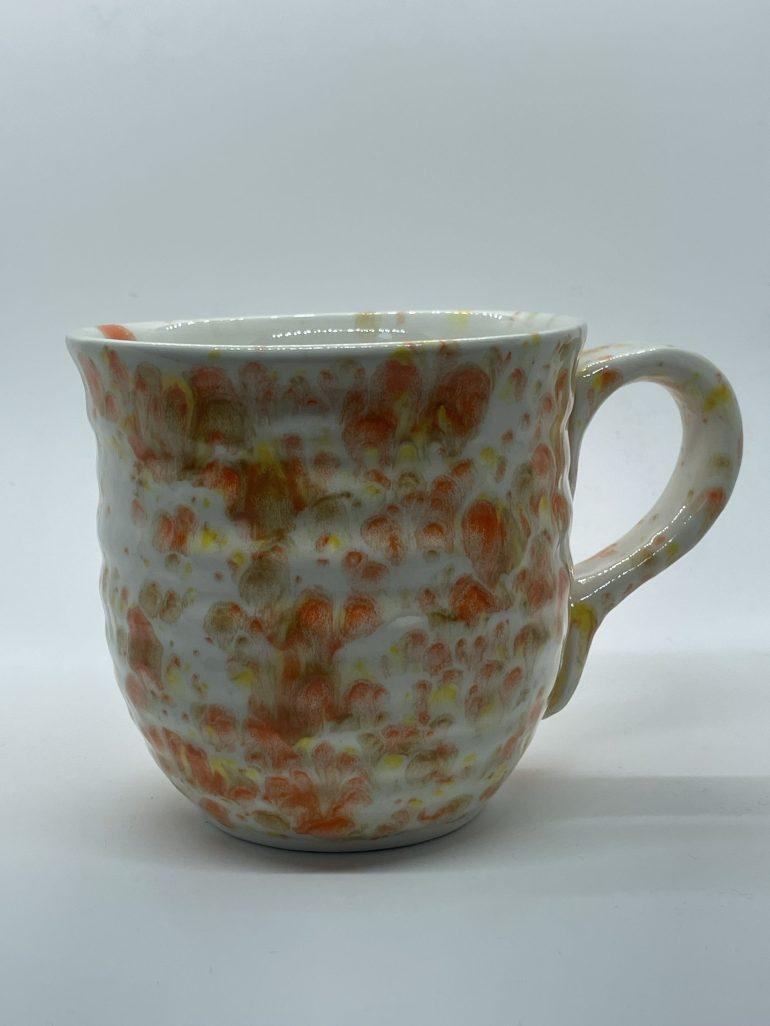 Off the Pottery Wheel: Mayco Jungle Glazed Mug