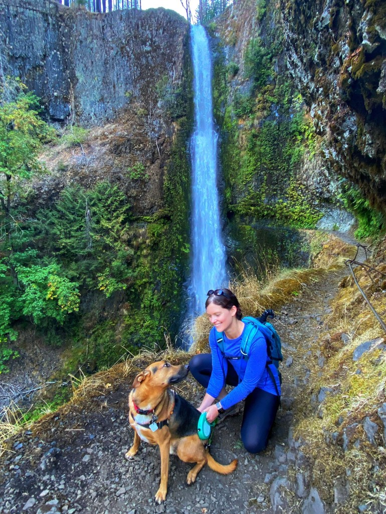 Memorable Day: Hiking 13 Miles to Tunnel Falls on Eagle Creek Trail in Oregon