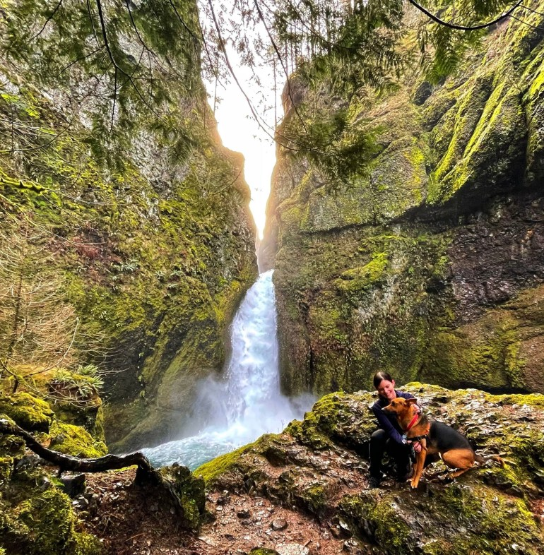 Pull Up a Seat: Waterfall Chasing in the Columbia Gorge, Oregon