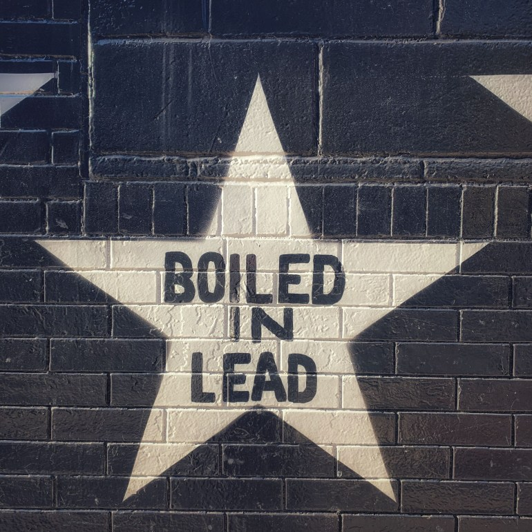 Boiled in Lead's Star on First Ave in Minneapolis, Minnesota