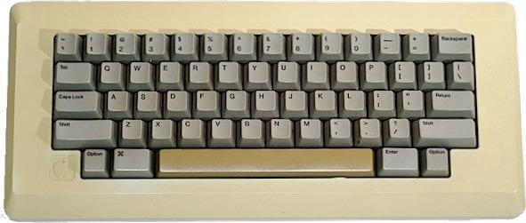 Original Mac Keyboard