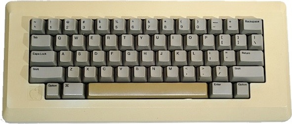Original Mac Keyboard