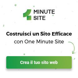 banner crea il tuo sito