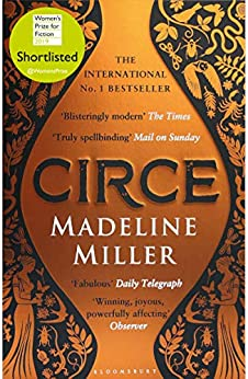 Circe: The International No. 1 Bestseller – Shortlisted for the Women's Prize for Fiction 2019