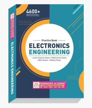 4600 + MCQ ( EC ) Electronics and Communication Engineering for PSUs , RRB-JE , Metro & JE Exams