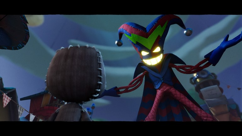sackboy: a big adventure screenshot 1