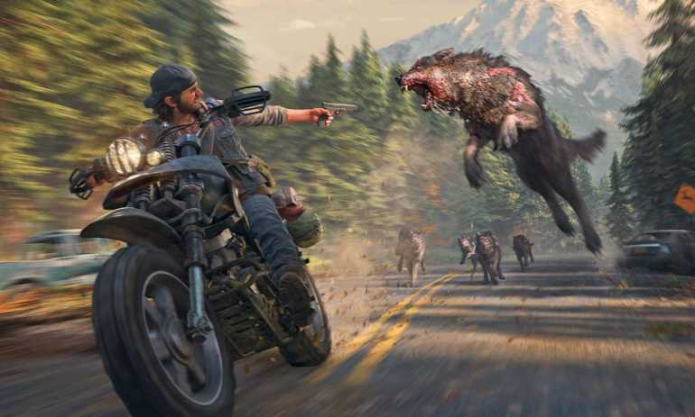 days gone will run at dynamic 4k and up to 60fps