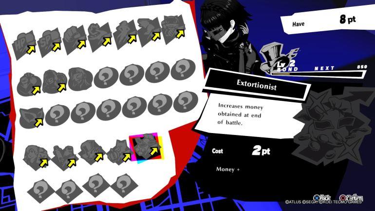 persona 5 strikers screenshot 8