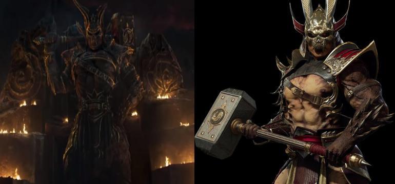 mortal kombat game and movie comparison 4
