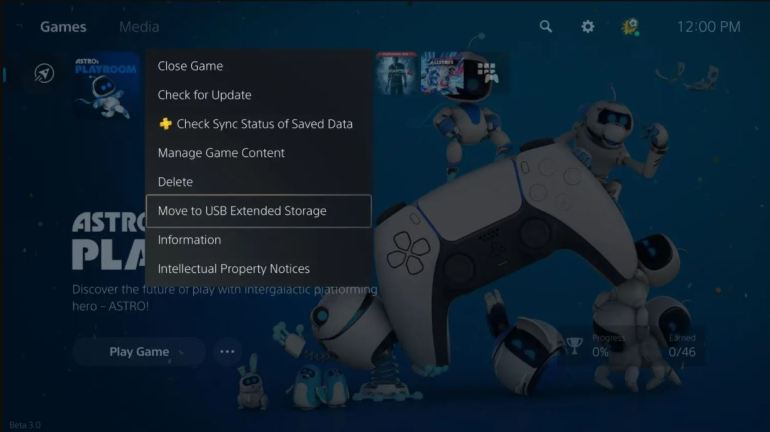 playstation 5 software update 1