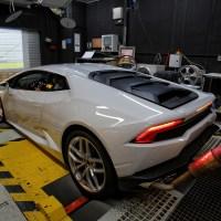 Lamborghini Werksbesichtigung