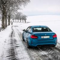 8 Gründe, warum ein BMW M2 ein sehr gutes Winterauto ist